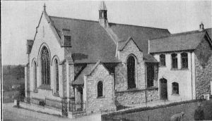 Mount Gould Methodist Chapel, Plymouth.